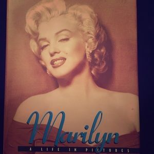 Other - HOLD! Marilyn A Life in Pictures Coffee Table Book